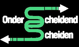 Logo onderscheidend scheiden